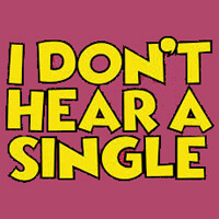 I Don't Hear A Single